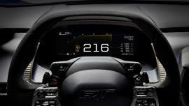 Πόσο έξυπνος είναι ο πίνακας οργάνων του Ford GT; [vid]