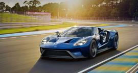 Τα επίσημα τεχνικά χαρακτηριστικά του Ford GT