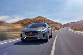 Το πρώτο ηλεκτρικό Jaguar είναι γεγονός