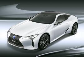 Τα TRD αξεσουάρ για το Lexus LC500