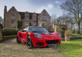 Lotus Elise Sprint με 41 κιλά λιγότερα