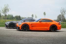 Η Mansory AMG GT S σε νέα χρώματα