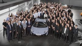 McLaren 570S: Mε αριθμό παραγωγής 10.000 (vid)
