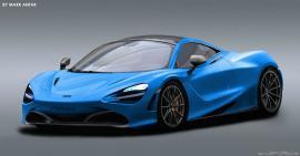 Η McLaren 720S με νέο 4,0-λιτρο V8, θα κάνει τα 0-200 χλμ/ώρα σε 7,8 δευτ.
