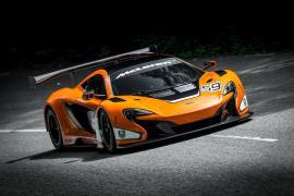 McLaren 650S GT3 : Συνεχίζοντας το σερί των επιτυχιών και το 2017