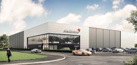 Η McLaren ανοίγει νέο εργοστάσιο για την παραγωγή των carbon σασί της