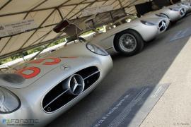"""Mercedes: Δίνει βροντερό """"παρών"""" στο Γκούντγουντ"""