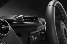 Με πτυσσόμενο ψηφιακό πίνακα οργάνων η McLaren 720s [Vid]