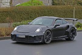 Η ανανεωμένη Porsche 911 GT3 RS στο Nurburgring [Vid]
