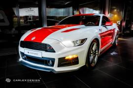 Roush Mustang GT by Carlex Design με 730 άλογα