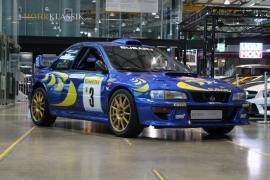 Με $280.000 αγοράζεις το αγωνιστικό Subaru Impreza WRC του Colin McRae.