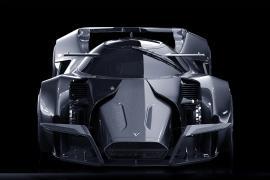 Ηλεκτρικό hypercar 1500 ίππων με... σφραγίδα Formula1! [Vid]