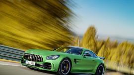 Mercedes-AMG GT R: Αποκαλύφθηκε το θηρίο