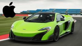H McLaren αρνείται το deal με την Apple.