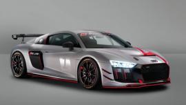 Στο GT4 με το R8 LMS η Audi
