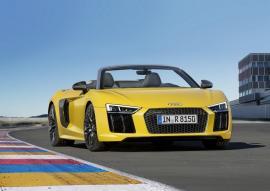 Audi R8: «Το κορυφαίο σπορ αυτοκίνητο»