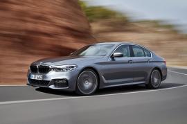 Αποκαλύφθηκε πριν την πρεμιέρα η BMW 5-Series.