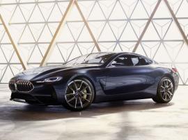 Αυτή είναι η BMW 8 Series