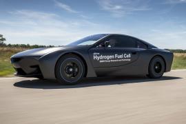 Μοντέλα με υδρογόνο ως καύσιμο από BMW.