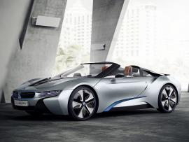 Έρχεται το 2018 η ανοιχτή BMW i8.