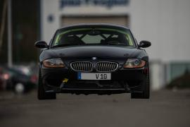 Μια BMW Z4 από την κόλαση!