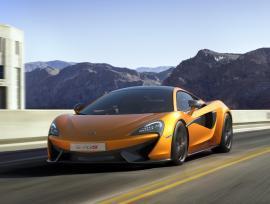 Βραβείο σχεδίασης για τη McLaren 570S Coupe!