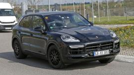 Σχεδόν έτοιμη η νέα Porsche Cayenne