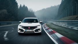 Νέο ρεκόρ FWD στο Nurburgring έκανε το Honda Civic Type R [Vid]