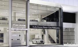 Νέο της εκθεσιακό χώρο στη Μελβούρνη της Αυστραλίας άνοιξε η Rolls-Royce