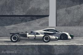 McLaren 570S M2B : Τιμώντας το αγωνιστικό παρελθόν