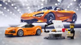 Κάνε δική σου μια Lego McLaren 720S
