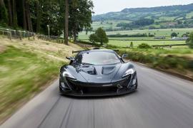 Η McLaren P1 LM γίνεται το ταχύτερο αυτοκίνητο δρόμου στο Goodwood (Vid).