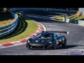 Η McLaren P1 LM στο ΅Ring, έρχεται το ρεκόρ;