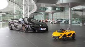 McLaren P1 με 430 euro