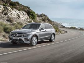 Mercedes-Benz GLC250 4MATIC: Aξιος πρεσβευτής