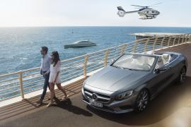 Τι κάνει μια Mercedes στη θάλασσα;