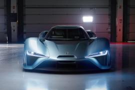 Το Nio που καταπίνει Ferrari και Lamborghini (vid)
