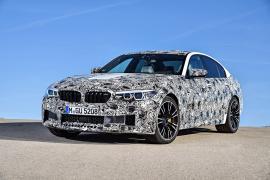 Νέα BMW M5 600 ίππων τετρακίνητη ή πισωκίνητη [Vid]