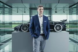 Ο Ρομπ Μέλβιλ αναλαμβάνει χρέη αρχισχεδιαστή στη McLaren
