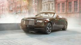 One-Off Rolls Royce Dawn Mayfair Edition