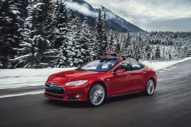 Tesla Model S P100D: Με καταιγιστικές επιδόσεις