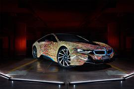 Μια BMW αλά ιταλικά για τα 50 χρόνια της βαυαρικής φίρμας