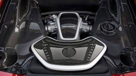 Η McLaren ετοιμάζει V6 υβριδικό κινητήρα