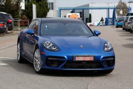 Η νέα Porsche Panamera αποκαλύπτεται