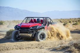 Honda Rugged Open Air Concept: Παντός εδάφους!