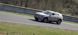 Η Jaguar I-Pace στο Nurburgring
