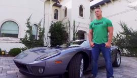 H Ford μηνύει τον John Cena γιατί πούλησε το νέο του GT! [Vid]