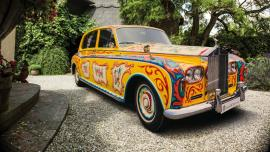 "Η ""The Great Eight Phantoms"" Rolls Royce Phantom V του John Lennon [Vid]"