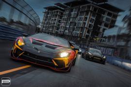Lamborghini Aventador από την Liberty Walk