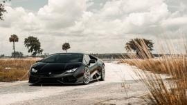 Biturbo Lamborghini Huracan 850 ίππων έτοιμη για dragster
